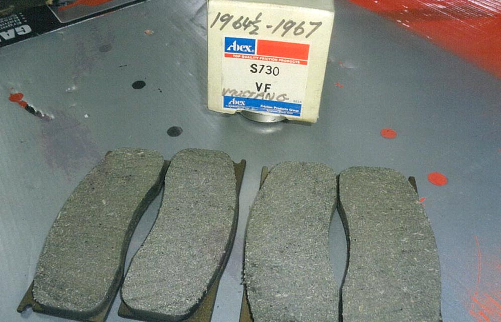 Brian DePalma Mustang Parts For Sale 02
