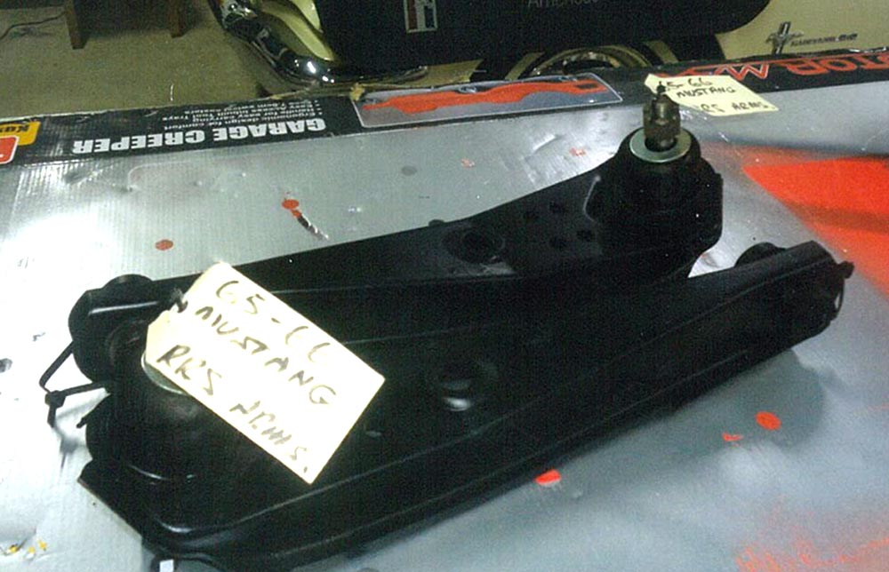 Brian DePalma Mustang Parts For Sale 14