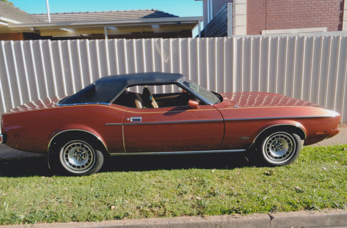 1973 Mustang For Sale