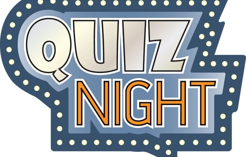 Club Quiz Night - Saturday 29th June