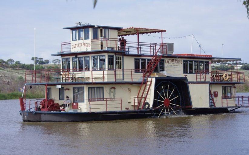 Murary River Cruise - Sunday 11th August