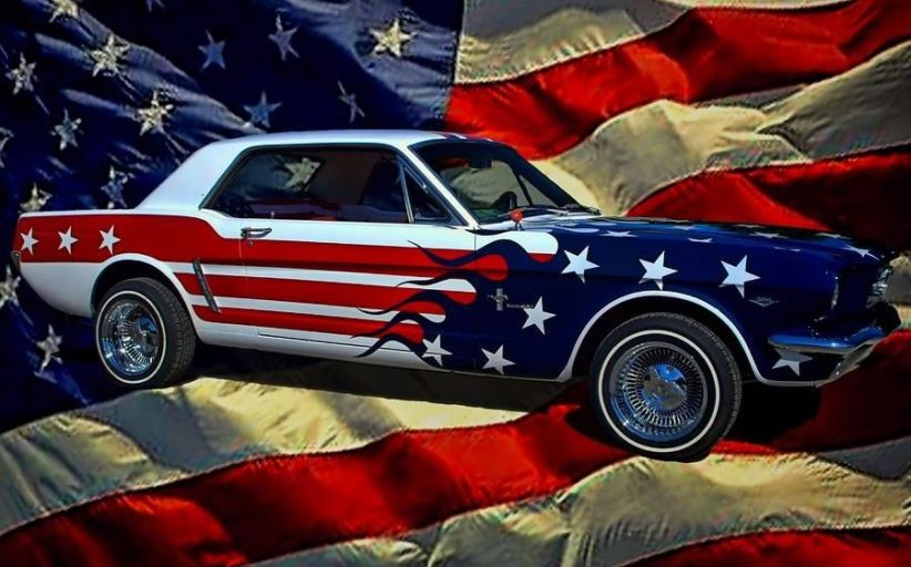 All American Day Sunday - 16th February