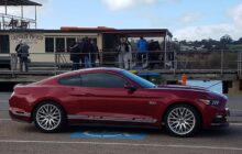 Eight year cycle for the next Ford Mustang